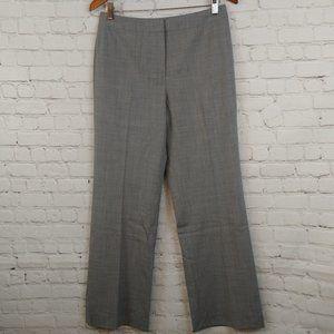 Lafayette Women 148 New York Gray Dress Pants 8